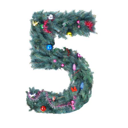 adorn: symbols from fir-tree
