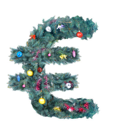 symbols from fir-tree Stock Photo - 22534356