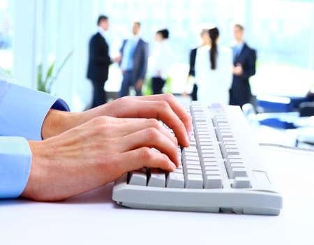 keyboard keys: Hands on Keyboard