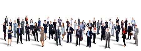 Jeunes gens d'affaires attrayantes - l'équipe d'affaires d'élite