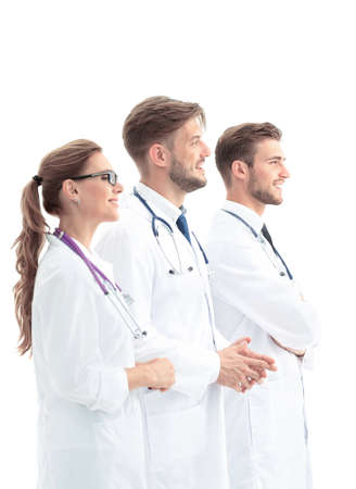 medical professional: healthcare and medical - professional  team or group of doctors Stock Photo
