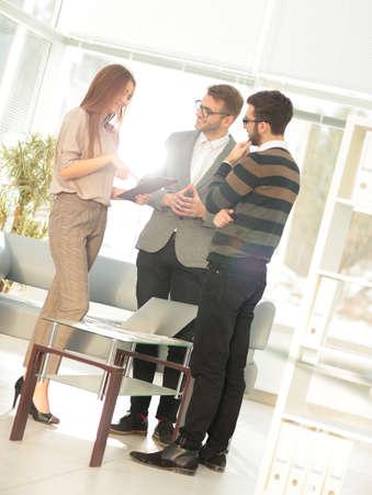 schöpfung: Business-Team Office Worker-Konzept Lizenzfreie Bilder