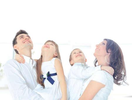 Harmonische Familie Festlegung und Nachschlagen Standard-Bild