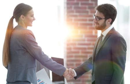 welcome handshake financial partners