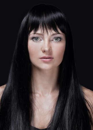 Beautiful Woman Spa Model. Stockfoto