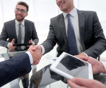 new technologies in business development 写真素材