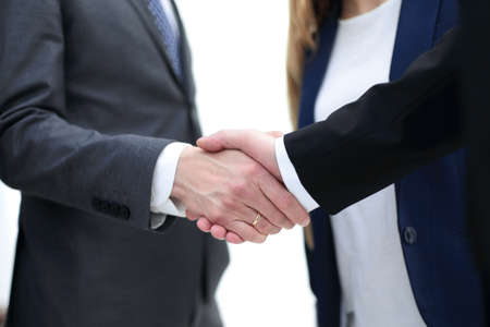 Confirmation of the transaction handshake
