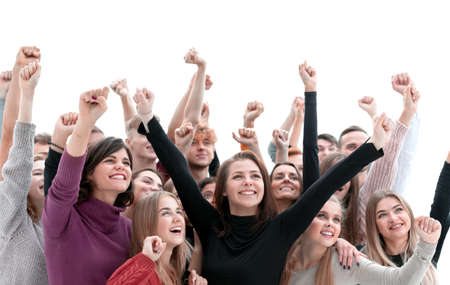 fermer. jeunes professionnels de la santé se tenant ensemble Banque d'images