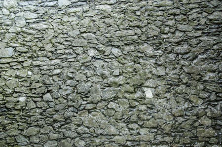 wall of stone photo