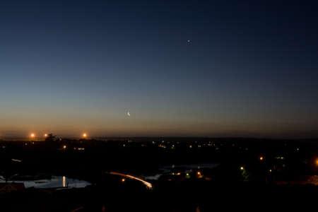 swarthy: Sundown