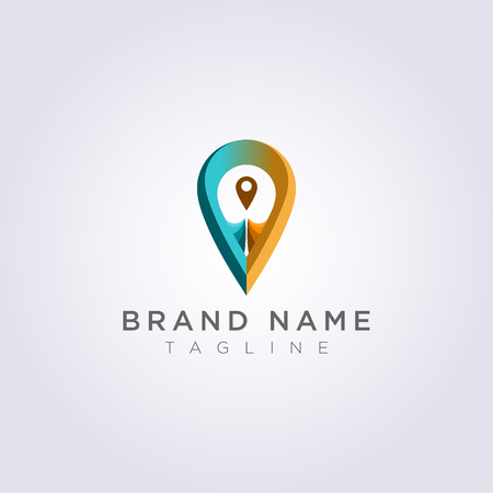 Position or destination logo for your Business or Brand.