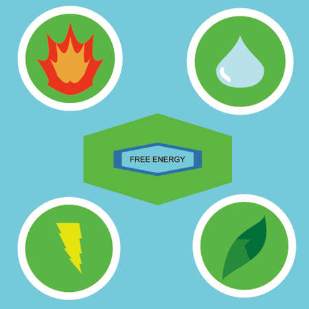 Elements of Free Energy for green energy