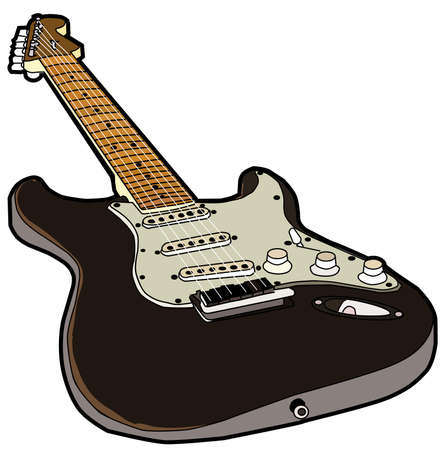 pop musician: Electric Guitar
