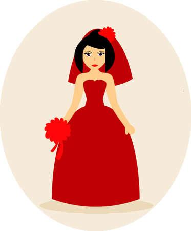 Woman In The Wedding Beautyfull