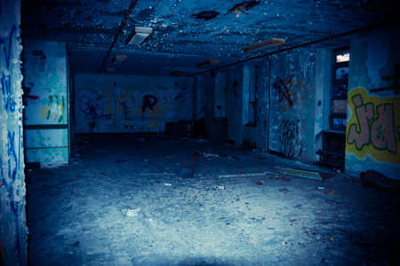 psych: Abandoned Room