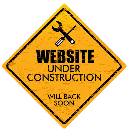 refit: Website Under Construction. easy to remove scratch.