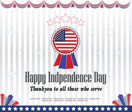 modificar: Fondo moderno día de la independencia o telón de fondo de la independencia, para su presentación o impresión. fácil de modificar.