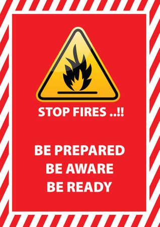 evacuation equipment: Fire emergency exit