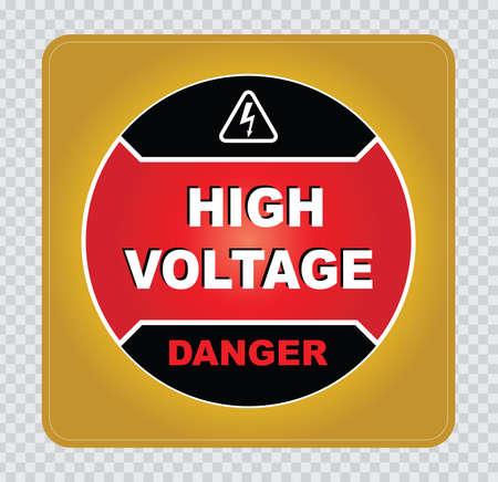 elektrischer Zaun: Achtung Hochspannung oder elektrische Sicherheitszeichen elektrischen Hochspannungszaun k�nnen schwere oder t�dliche Verletzungen verursachen nicht Eintrag Sch�del