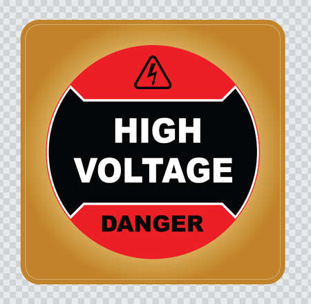 high voltage sign: high voltage sign or electrical safety sign high voltage electric fence can cause serious injury or death do not entry skull