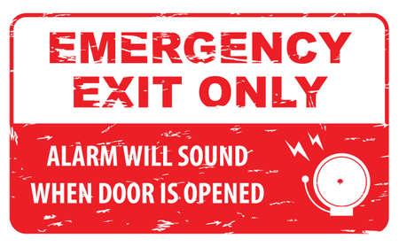 evacuation: fuego Salida de la muestra carril punto de evacuaci�n ensamblaje fuego salida de emergencia salida de emergencia.