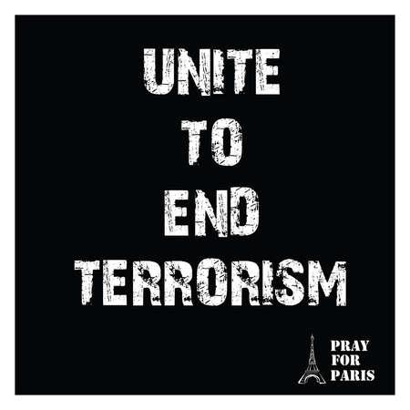 pray for: pray for Paris Illustration