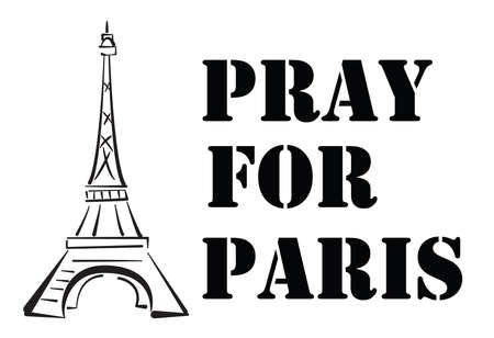 tragedy: pray for Paris, 13 November 2015 tragedy