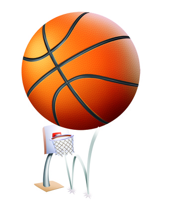 ball: Basket Ball Ball