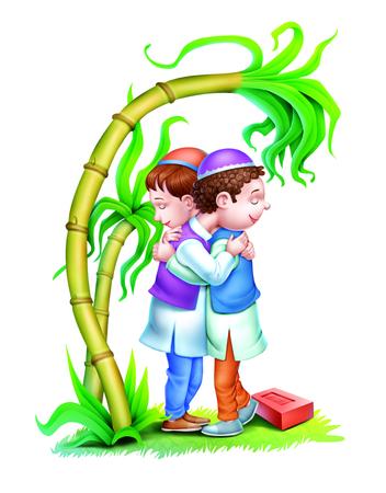 sugarcane: Eid