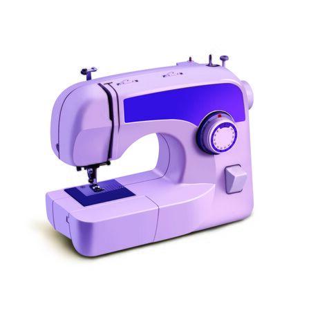machine: Sewing machine Stock Photo