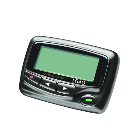 pager: Pager