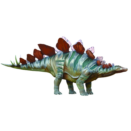 alarming: Dinosaurstegosaurus