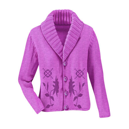 warmness: Ladies Sweater Stock Photo