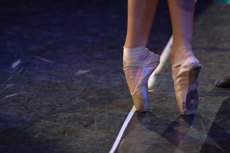ballerina tights: Ballet Feet