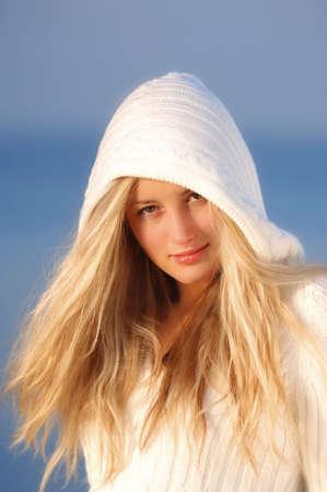 Gorgeous Teen Model photo