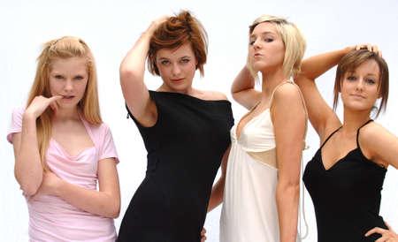 Fashion Models Stock Photo - 1289801