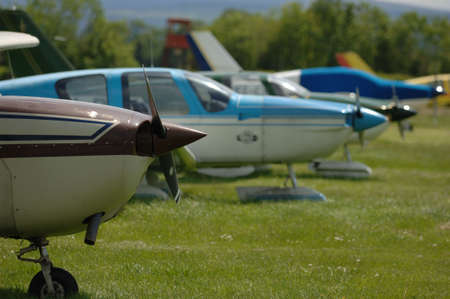 Private Aircraft, Weston Aerodrome, Dublin