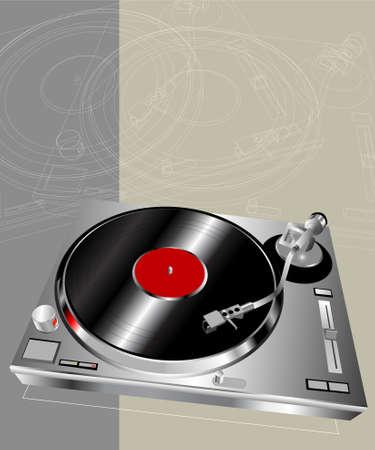 DJ Deck / Turntable