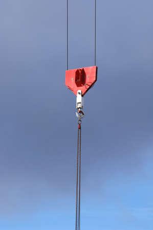 Crane Lifting & Construction Stock Photo - 7931996