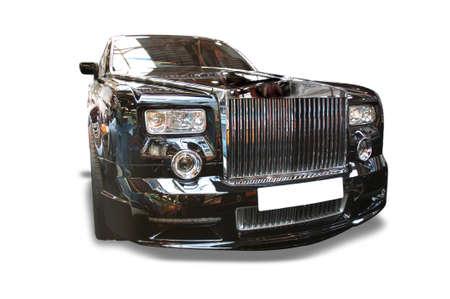 Luxury Rolls Marque Stock Photo - 7932004