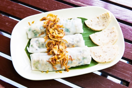 cuon: Goi Cuon, Vietnamese fresh spring rolls