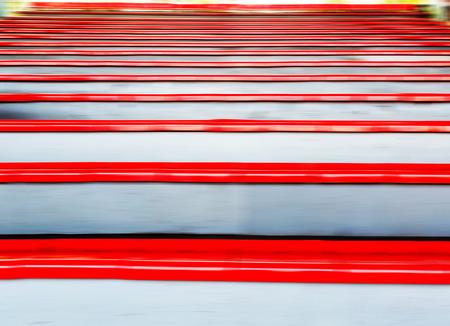 grandstand: Tribuna Red