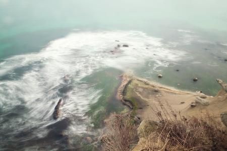 Waves from above Reklamní fotografie