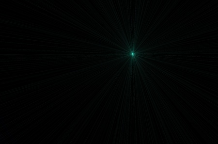 light reflex: lens flare effect over black backgroud