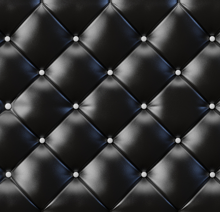 Vintage leather couch texture