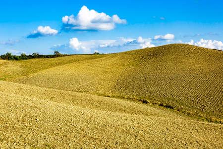 Tuscany picturesque landscape