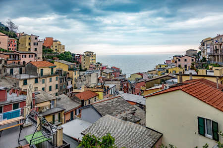locality: Locality of the Cinque Terre villages
