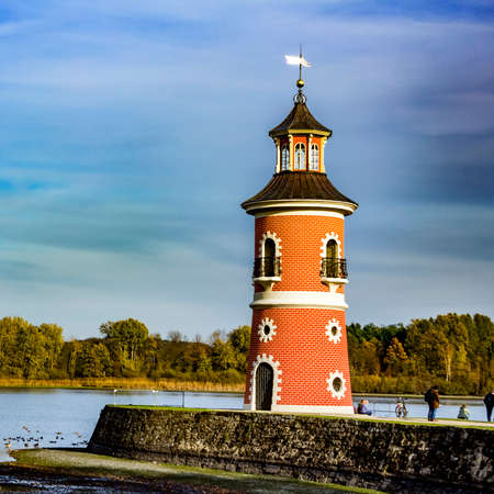 Lighthouse of Moritzburg