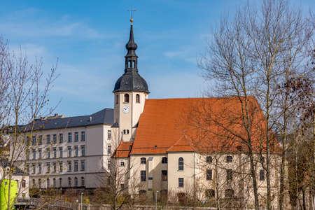 Church in Reichenbach in the Vogtland