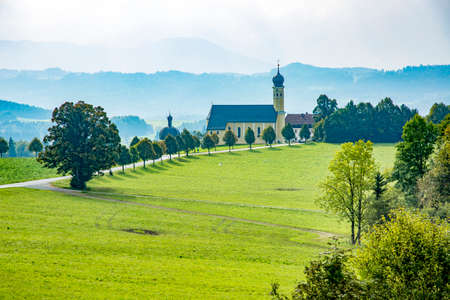 Pilgrimage Church Irschenberg Wilparting